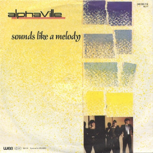 02 - Alphaville - Sounds Like A Melody
