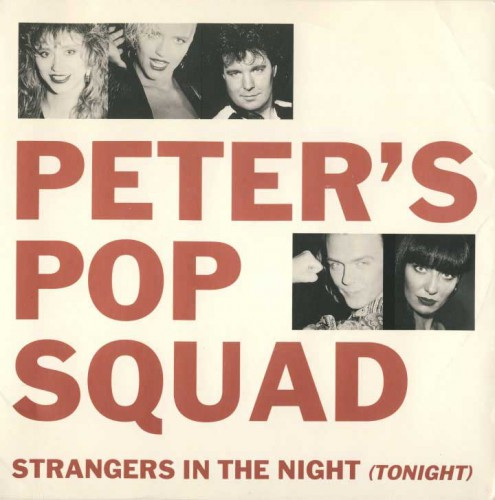 10 - Peter's Pop Squad - Strangers In The Night (Tonight)