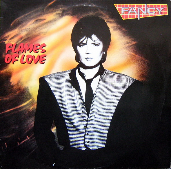 - 13 - Fancy - Flames of love