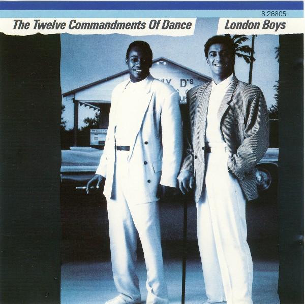 - 15 - London Boys - Chinese Radio