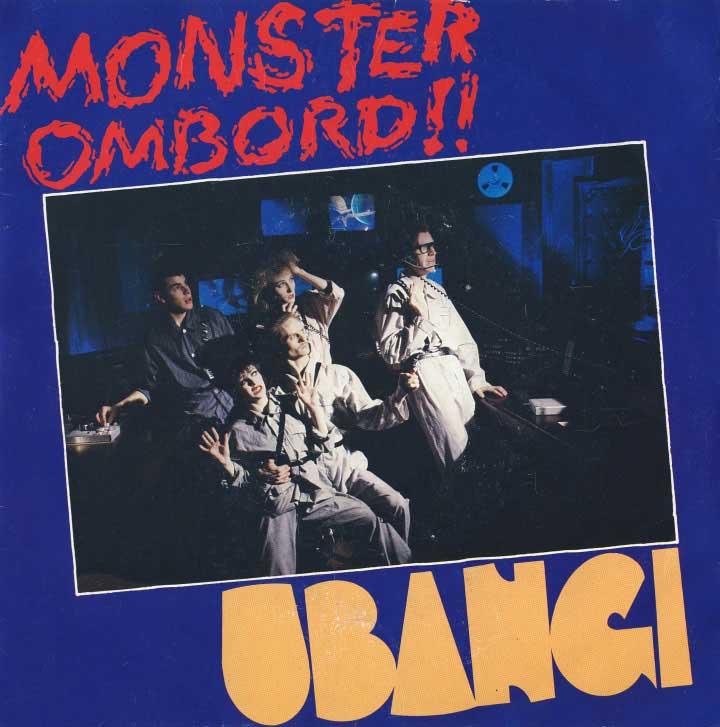 19 - Ubangi - Alla Casanovors Sjukhus (Monster ombord)