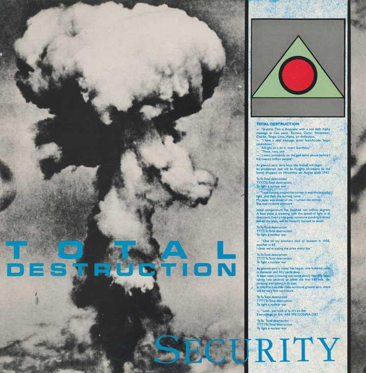 ONEMAX 009 - Security - Total Destruction