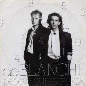 04 - deBlanche - Numbers