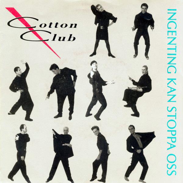 Cotton Club - Jimmy Min Ängel / Kvinna Och Man