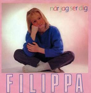 18 - Filippa - När Jag Ser Dig
