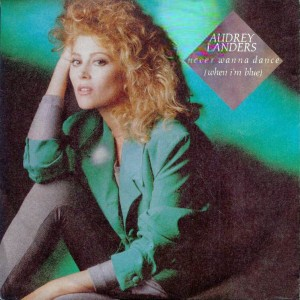 - Audrey-Landers---Never-wanna-dance-(When-I'm-blue)-(1988)