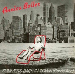 06 - Annica Boller - Summer's Back In Town (Carrie Ann)