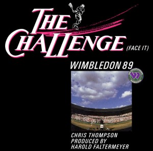 - Chris Thompson - The Challenge (Face It) (1989)