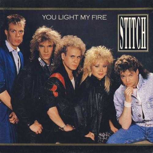 12 - Stitch - You Light My Fire