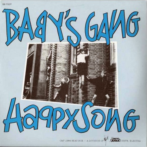 - 186 - Baby's-Gang -  Happy Song