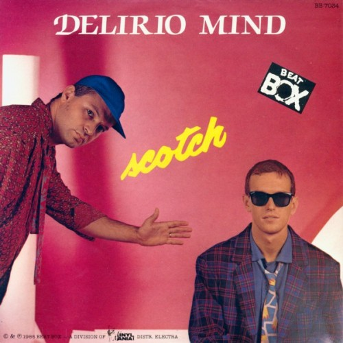 - 156 - Scotch - Delirio mind