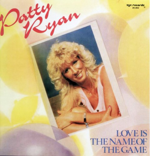 - 157 - Patty Ryan - Love Is The Name Of The Game (Album)
