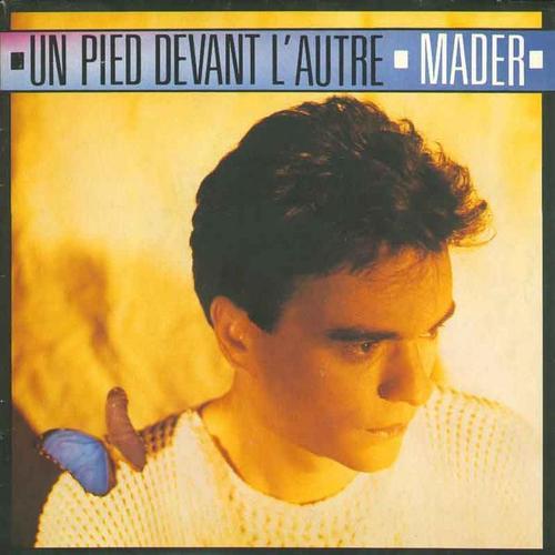 - 158 - Jean Pierre Mader - Un Pied Devant L'Autre