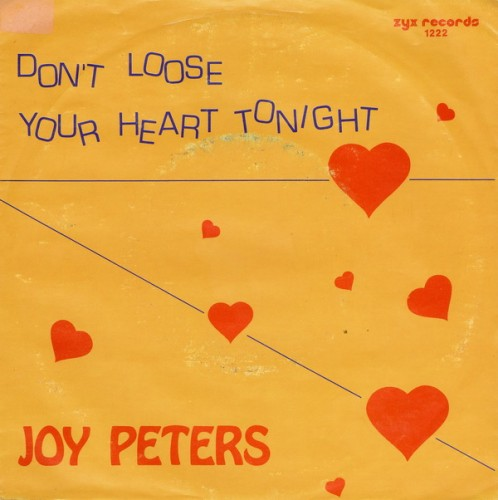 - 160 - Joy Peters - Don't Lose Your Heart