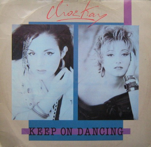 - 165 - Clio & Kay - Keep On Dancing