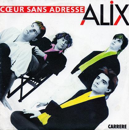 - 171 - Alix - Coeur sans adresse