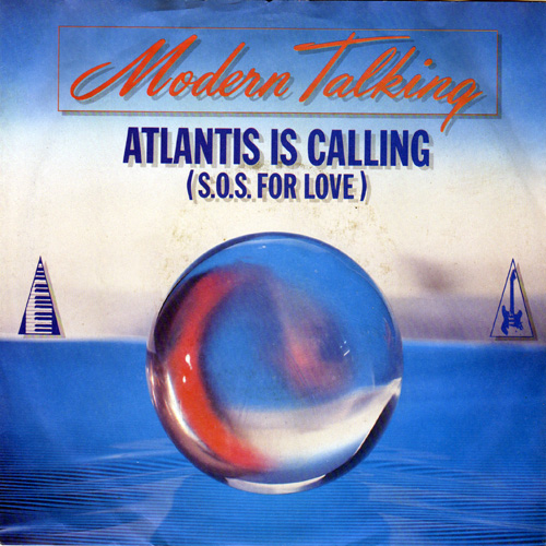 - 137 - Modern Talking - Atlantis Is Calling