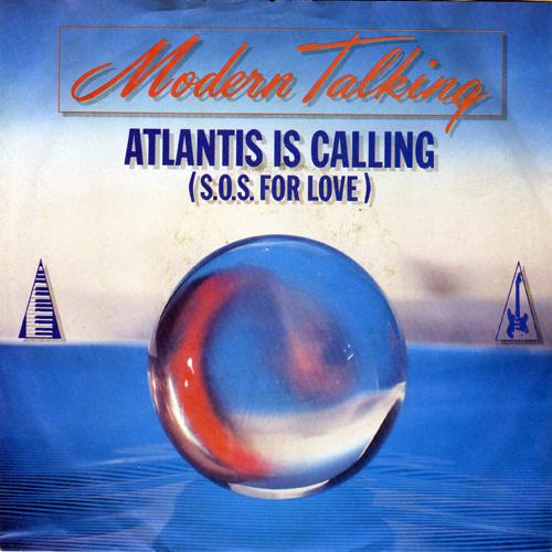 - 137 - Modern Talking - Atlantis Is Calling