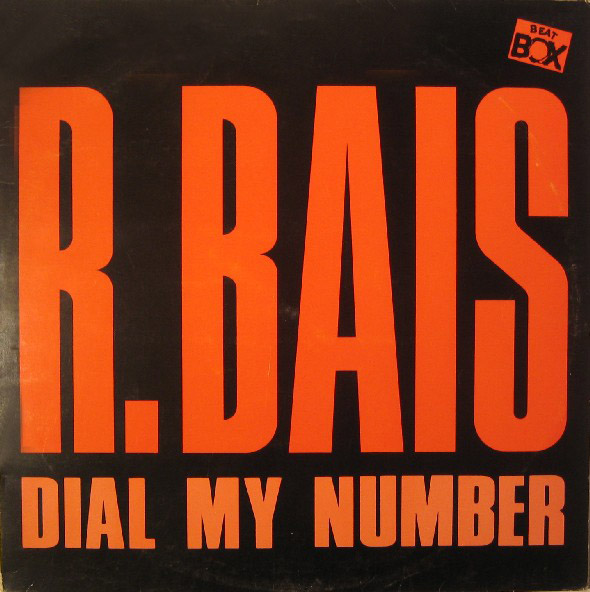 - 145 - R.Bais - Dial My Number_