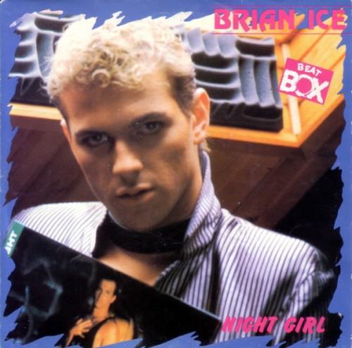 - 155 - Brian Ice - Night Girl