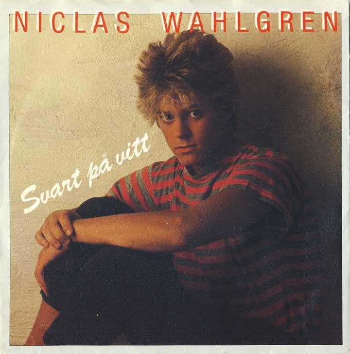 02 - Niclas Wahlgren - Svart På Vitt