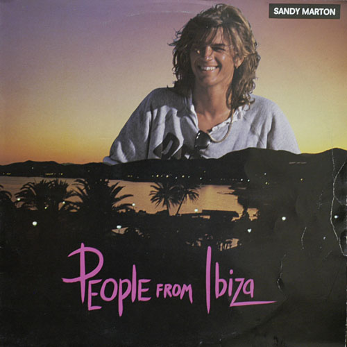 - 114 - Sandy Marton - People From Ibiza