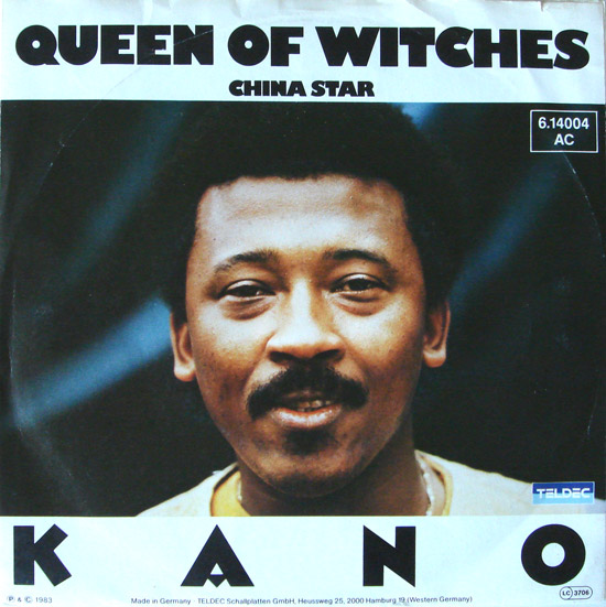 - 118 - Kano - Queen Of Witches