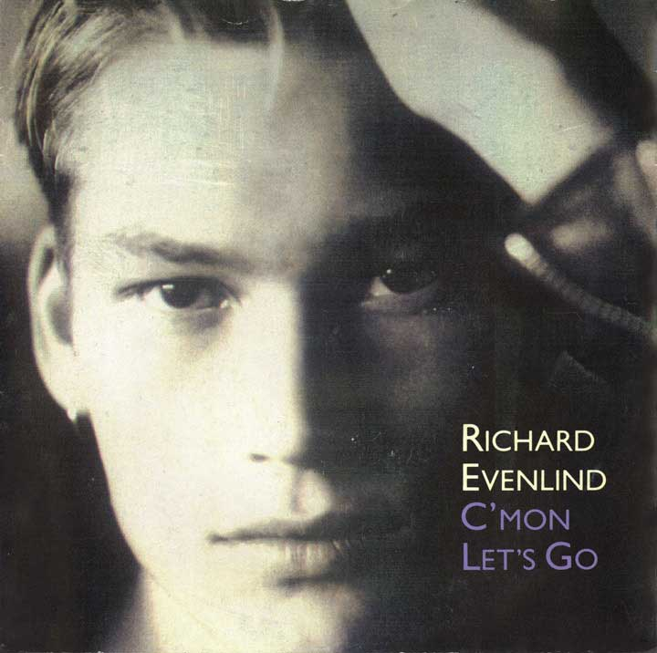 12 - Richard Evenlind - C'mon Let's Go