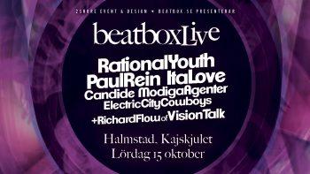Permalänk till: BeatboxLive