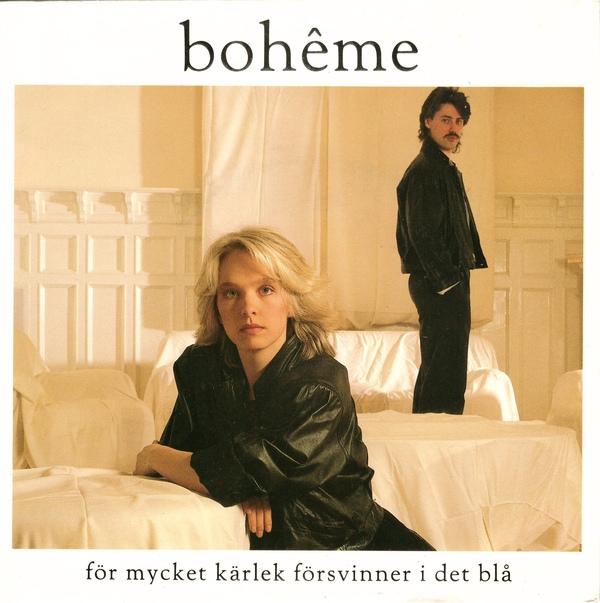 Bohême - För mycket kärlek försvinner i det blå _fram