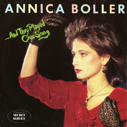 06 - Annica Boller - And They Played Our Song