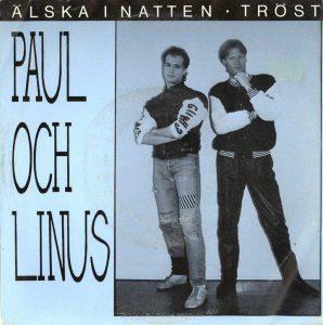 Paul och Linus - Alska i natten