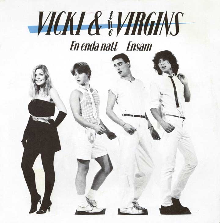 Vicki & The Virgins - En enda natt