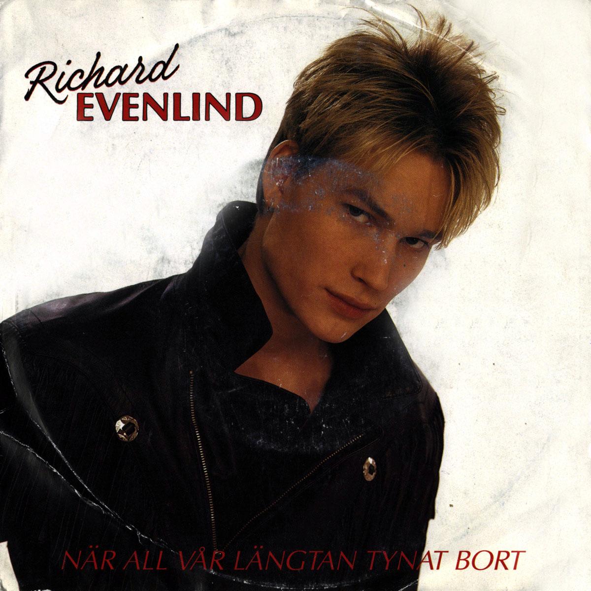 21 - Richard Evenlind - När All Vår Längtan Tynat Bort-
