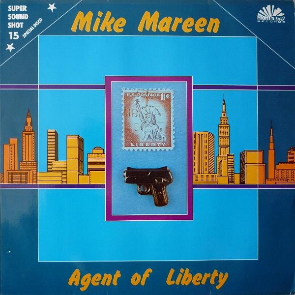 - 41 - Mike Mareen - Agent Of Liberty