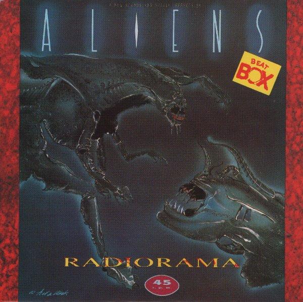- 55 - Radiorama - Aliens