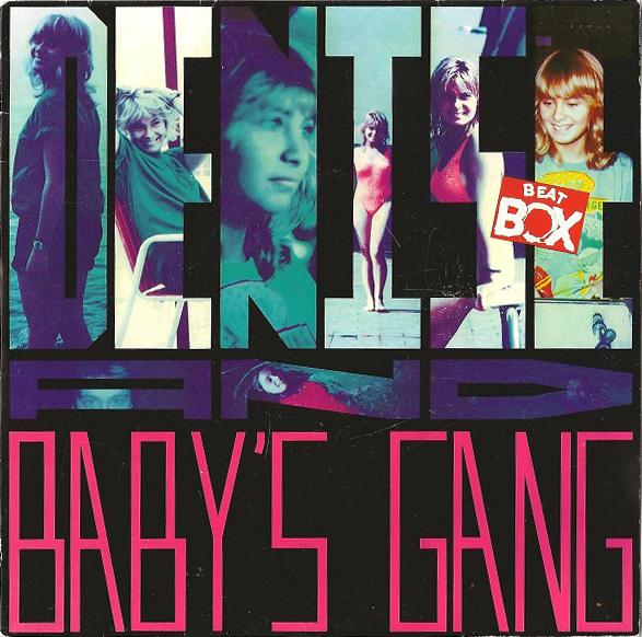 - 59 - Denise & Baby's Gang - Disco Maniac