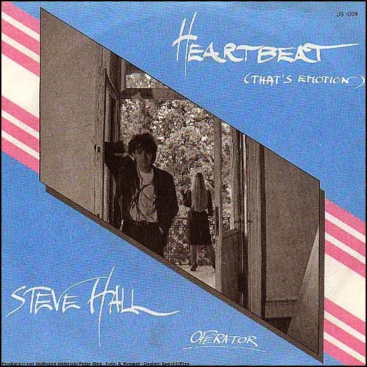 - 93 - Steve Hall - Heartbeat (That's Emotion)