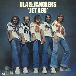 Ola & The Janglers Jet Leg