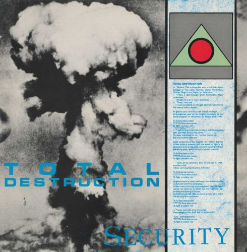 - - - x - Security - Total Destruction